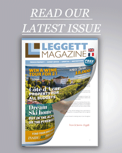 Latest Leggett Magazine