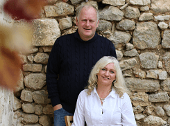 family estate agent - Trevor and Jo Leggett